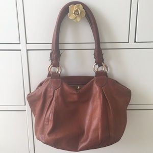 J. Crew Leather Purse